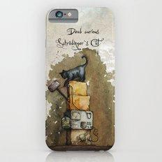 Schrödinger`s Cat iPhone 6 Slim Case