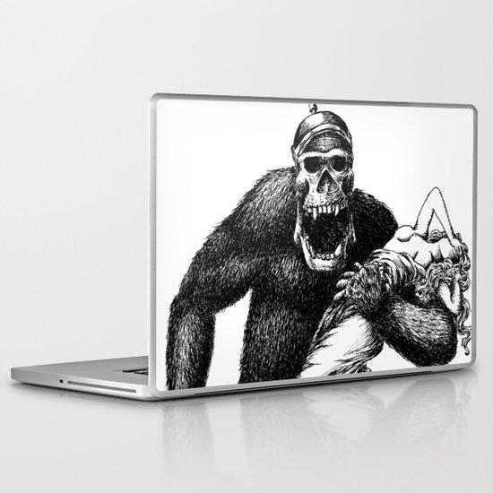 Mad Brute Laptop & iPad Skin