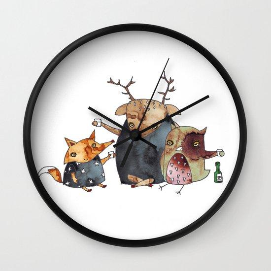 Konbae Wall Clock
