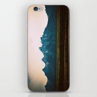 Tetons iPhone & iPod Skin