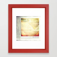 Creator's Block Framed Art Print