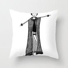 Lingerie 4 Throw Pillow