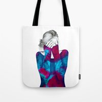Cosmic Girl 2 Tote Bag