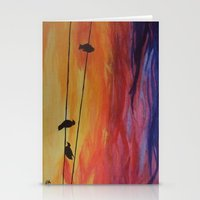Come Join Me Stationery Cards
