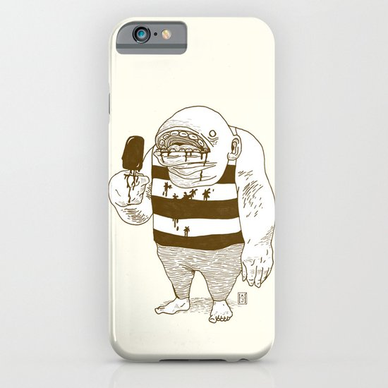 Fudge Pop! iPhone & iPod Case