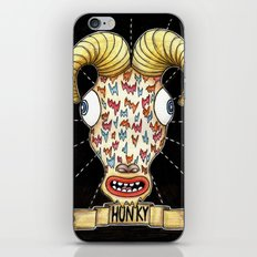 ¨Hunky¨ iPhone & iPod Skin