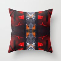BUSHIDO- Throw Pillow