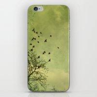 Sayonara. iPhone & iPod Skin
