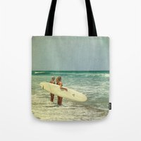 Girls of summer ttv Tote Bag