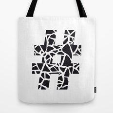 Hashtag Tote Bag