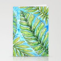 Tropical Healing Stationery Cards