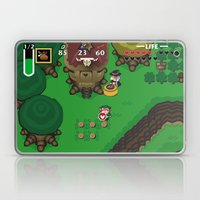 A Link To The Past Laptop & iPad Skin