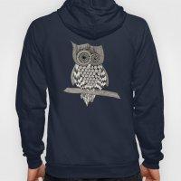 Rupert Owl Hoody