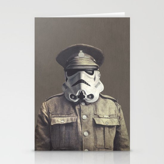 Sgt. Stormley  Stationery Card