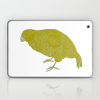Kakapo Says Hello! Laptop & iPad Skin
