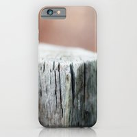iPhone & iPod Case featuring Fence Post by Katie Kirkland Photography