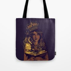 THE BELIEF OF CHILDHOOD Tote Bag