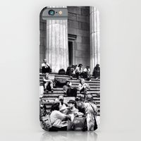 Occupying Wall Street. iPhone 6 Slim Case