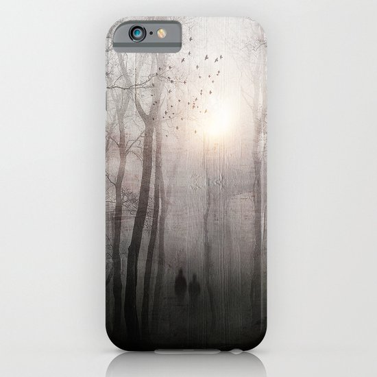 Eternal walk iPhone & iPod Case