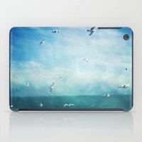 brighton seagulls 3 iPad Case
