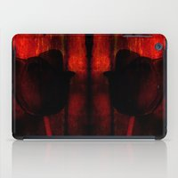 Venus Rose Red iPad Case