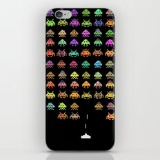 Fashionable Invasion  iPhone & iPod Skin