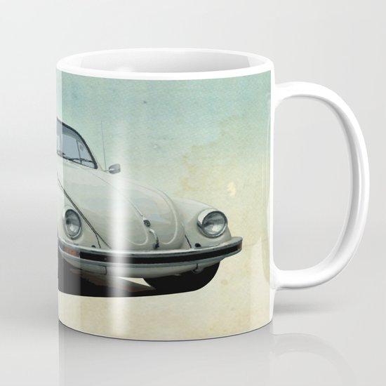 Number 7 - VW beetle Mug