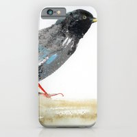 Australian Starling iPhone 6 Slim Case