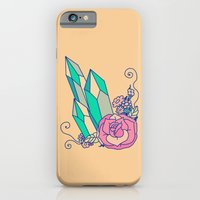 iPhone & iPod Case featuring Crystal love by Lauren dunn