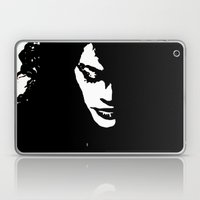 B&W Laptop & iPad Skin