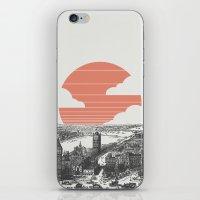 Goodnight London iPhone & iPod Skin