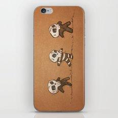 Little Skull Men iPhone & iPod Skin