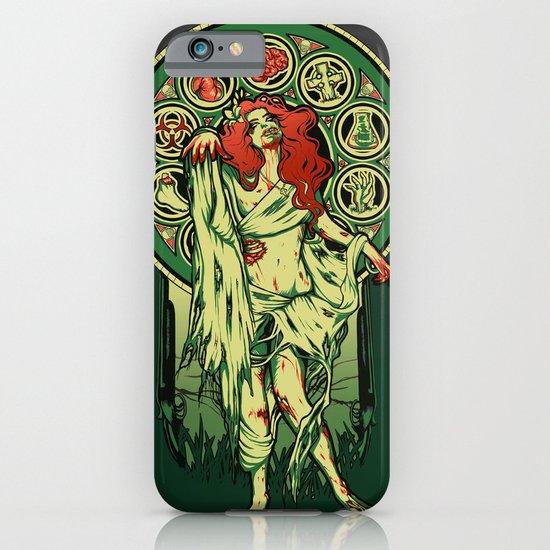 Zombie Nouveau iPhone & iPod Case