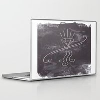 graffiti Laptop & iPad Skins featuring Graffiti by Isaak_Rodriguez