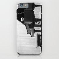 iPhone & iPod Case featuring Piano by Faith Buchanan