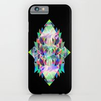 iPhone & iPod Case featuring Diamant by QUEQZZ