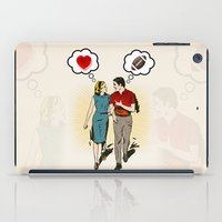On Vastly Different Wavelengths iPad Case