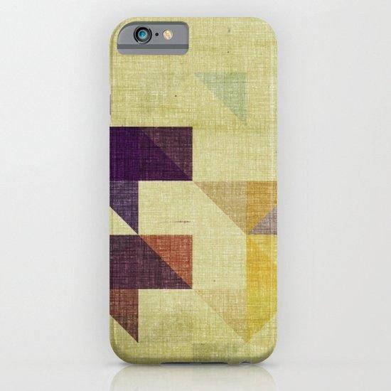 autumn trees iPhone & iPod Case