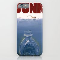 iPhone & iPod Case featuring JUNK by Brian DeYoung Illustration