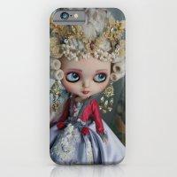 BAROQUE MARIE ANTOINETTE BLYTHE ART DOLL PINK iPhone 6 Slim Case