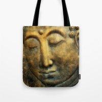 Buddho Tote Bag