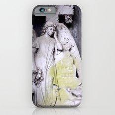 Blue angel iPhone 6s Slim Case