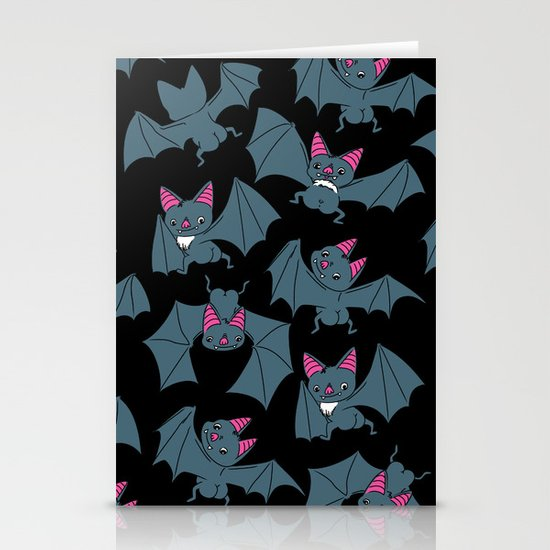 Bat Butts!!! Stationery Card