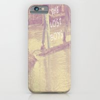 iPhone & iPod Case featuring the LOST BOYS by manduhpaige