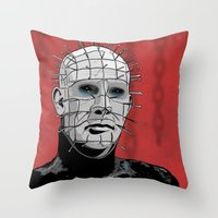 PH Throw Pillow