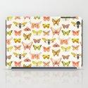 Moth Identification Chart iPad Case