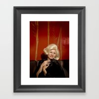 Marilyn Framed Art Print