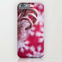 Candy Cane Christmas  iPhone 6 Slim Case