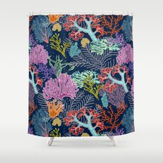 underwater Shower Curtain