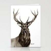 Heart of The Hunted Stationery Cards
